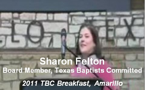 Sharon Felton, 2011-Amarillo
